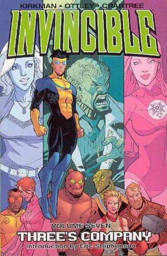 Invincible (Book 7) Three's Company (v. 7)