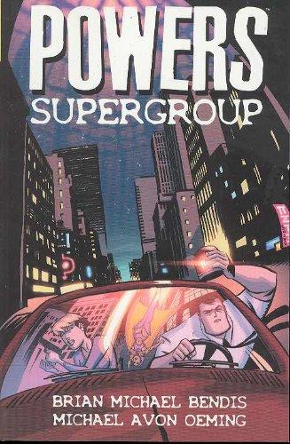 9781582406718: Powers, Vol. 4: Supergroup (v. 4)