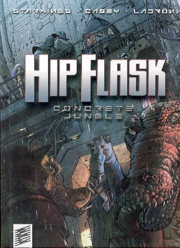 9781582406794: Hip Flask: Concrete Jungle (The Big Here & the Long Now)