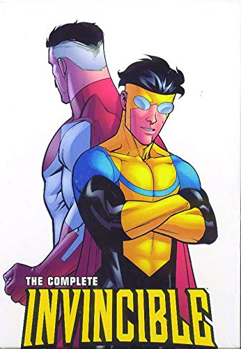 9781582407180: The Complete Invincible Library, Vol. 1