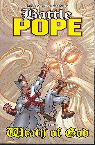 9781582407517: Battle Pope Volume 4: Wrath Of God (v. 4)