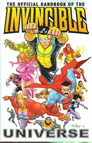 9781582408316: The Official Handbook Of The Invincible Universe