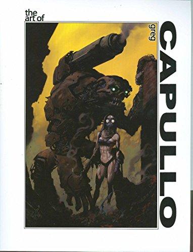 9781582408392: Art of Greg Capullo