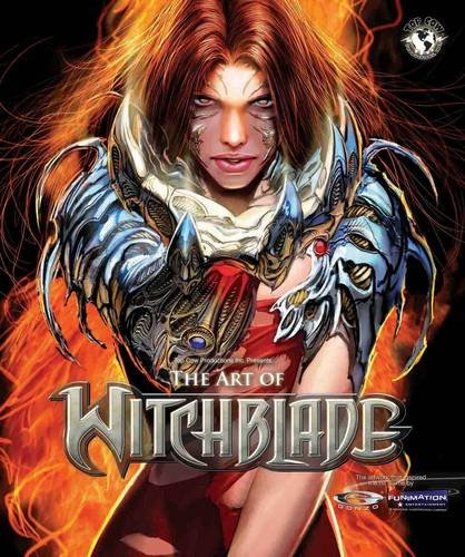 9781582408576: Art of Witchblade Art Book