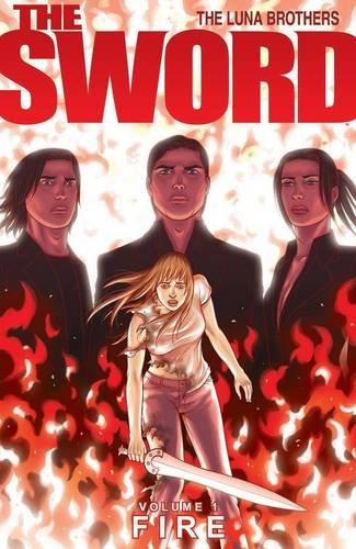 9781582408798: The Sword Volume 1: Fire