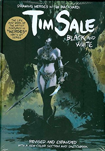9781582408804: Tim Sale: Black And White - Revised And Expanded