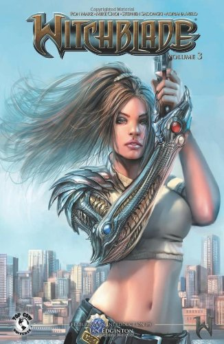 Witchblade Volume 3: Gods & Monsters: Marz, Ron