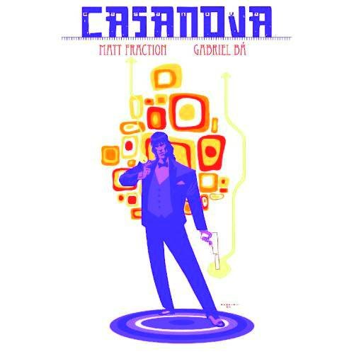 9781582408972: Casanova, Vol. 1: Luxuria