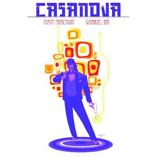 9781582408972: Casanova 1: Luxuria