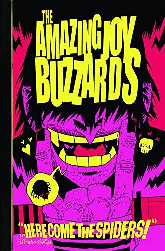 9781582409184: Amazing Joy Buzzards Volume 1: Here Comic The Spiders
