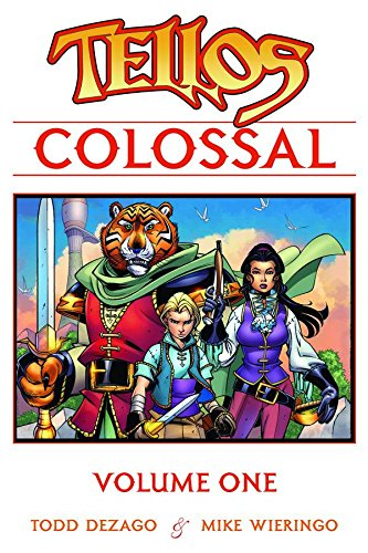 Tellos Colossal Volume 1: Dezago, Todd