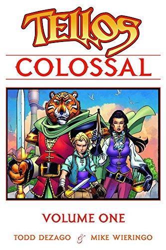 9781582409405: Tellos Colossal Volume 1