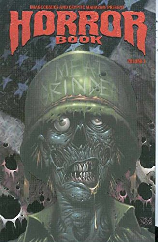 Horror Book Volume 1 (Horror Book Tp) (v. 1): Mark Kidwell