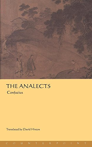 9781582430386: The Analects