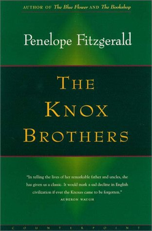 9781582430959: The Knox Brothers