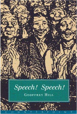9781582430980: Speech! Speech!