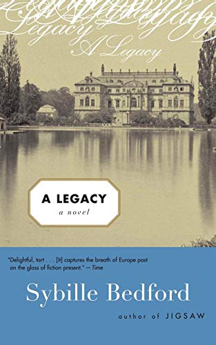 9781582431420: Legacy, A