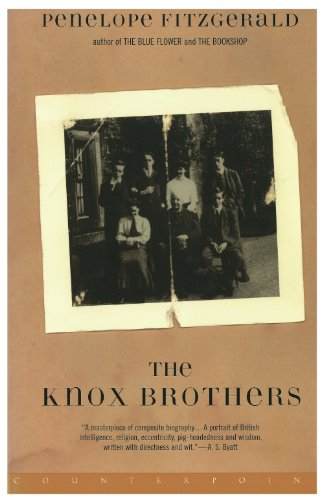 9781582431635: Knox Brothers, The