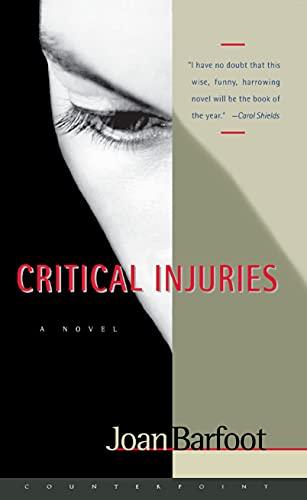 Critical Injuries: Barfoot, Joan