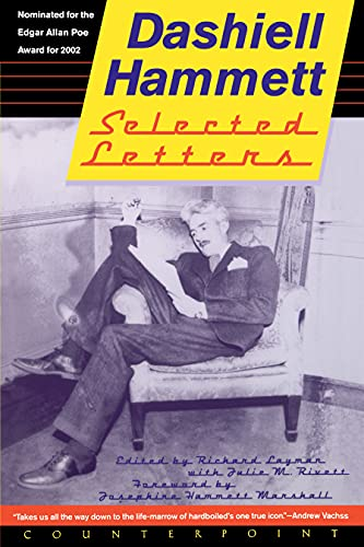 Selected Letters of Dashiell Hammett : 1921-1960