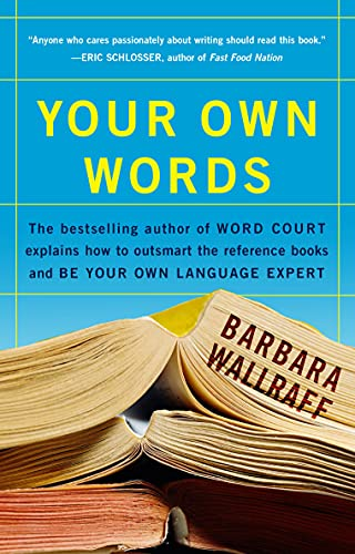 9781582432830: Your Own Words