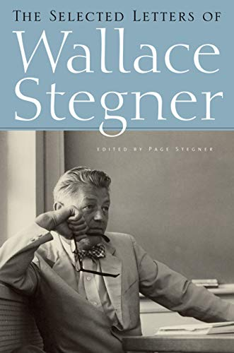 9781582434469: The Selected Letters of Wallace Stegner