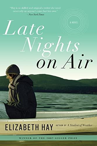 9781582434803: Late Nights on Air: A Novel