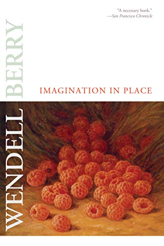 IMAGINATION IN PLACE: ESSAYS. (AUTOGRAPHED)