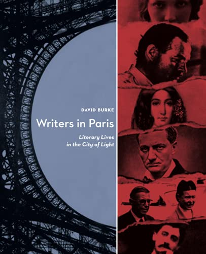 9781582435855: Writers in Paris: Literary Lives in the City of Light