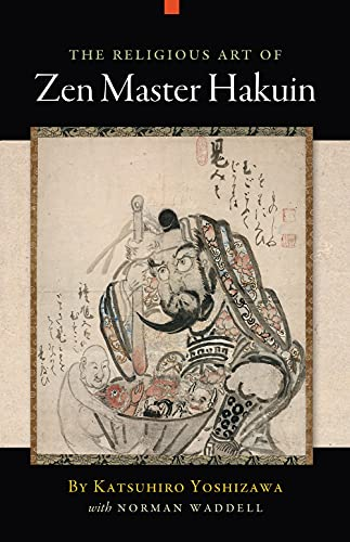 9781582436357: The Religious Art of Zen Master Hakuin