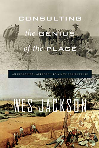 Consulting the Genius of the Place: An Ecological Approach to a New Agriculture: Jackson, Wes