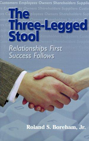 9781582440163: The Three-Legged Stool