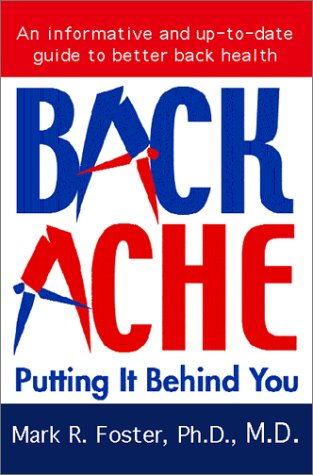 9781582441542: Backache: Putting It Behind You