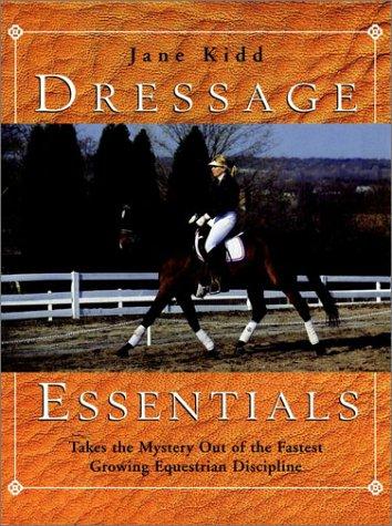 Dressage Essentials: Jane Kidd