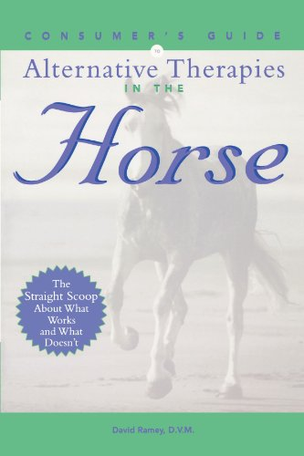 9781582450629: Consumer's Guide to Alternative Therapies in the Horse