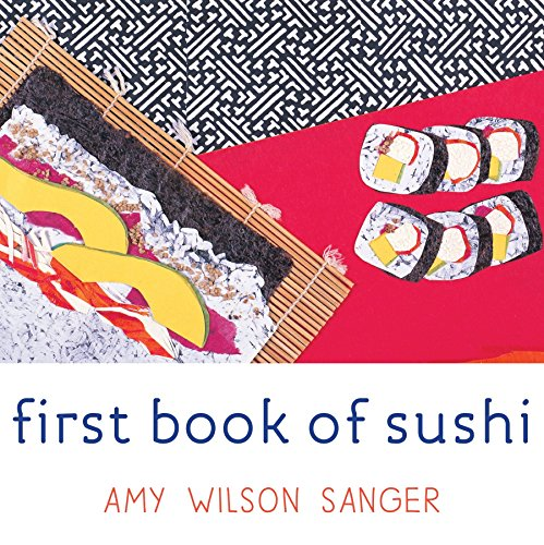 First Book of Sushi (Board Books)