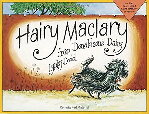 9781582460598: Hairy McClary from Donaldson's Dairy
