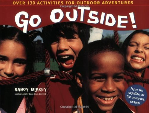 9781582460642: Go Outside!: An Activity Book for Outdoor Adventures