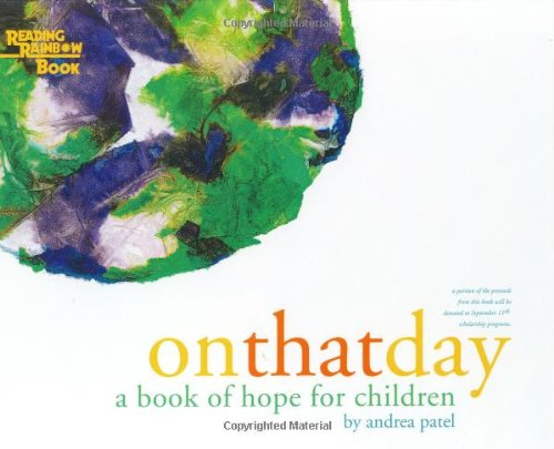 9781582461007: On That Day: A Book of Hope for Children (Reading Rainbow)