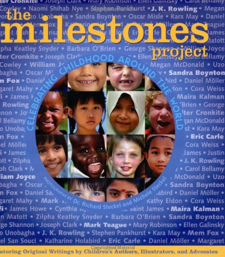 9781582461328: The Milestones Project: Celebrating Childhood Around the World