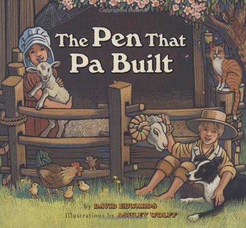 9781582461533: The Pen That Pa Built