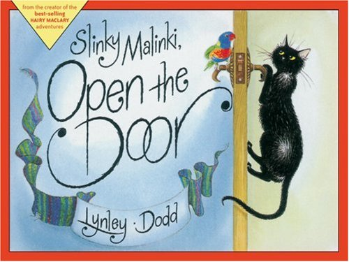 9781582461762: Slinky Malinki Open the Door: Open the Door