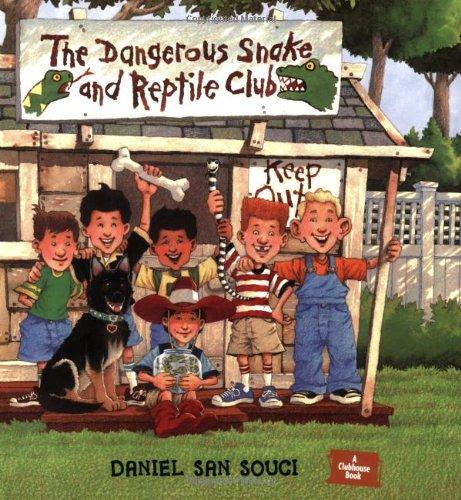 The Dangerous Snake and Reptile Club: San Souci, Daniel