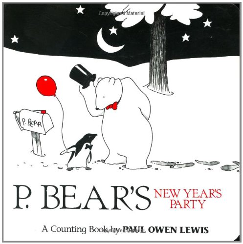 9781582461915: P Bears New Years Party