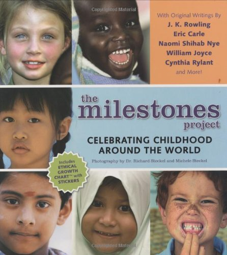 9781582462288: The Milestones Project: Celebrating Childhood Around the World