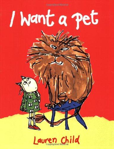 9781582462387: I Want a Pet