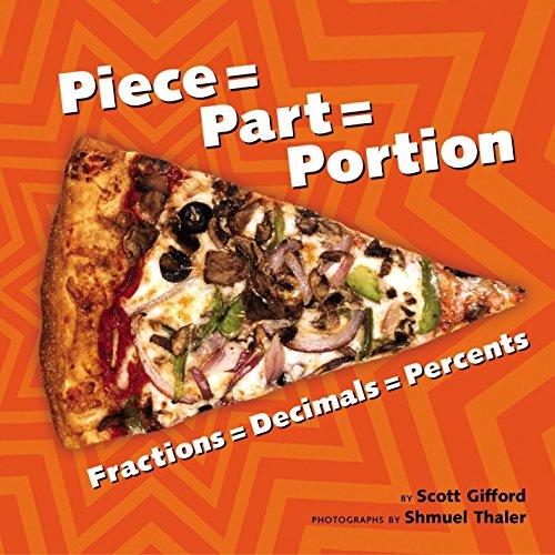 9781582462615: Piece = Part = Portion