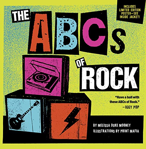 9781582462936: The ABCs of Rock