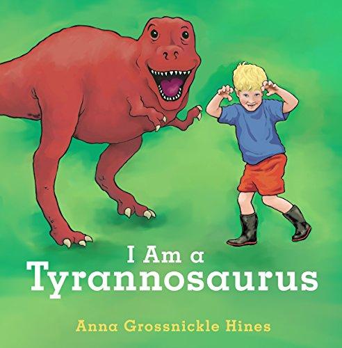 9781582464138: I Am a Tyrannosaurus