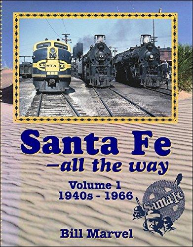 Santa Fe - All the Way, Vol.: Bill Marvel